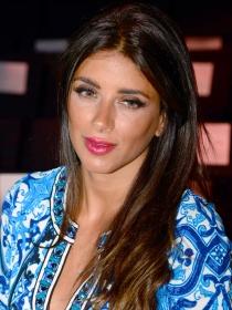WAGS: Daniella Semaan, la sexy novia embarazada de Cesc Fábregas