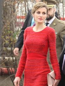 Letizia, el estilo de una reina