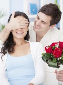 Frases de amor para novias: dile que la quieres
