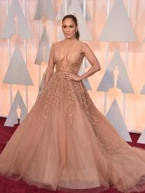 Oscars 2015: Jennifer Lopez repite escotazo
