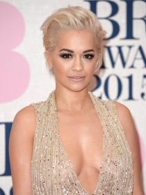 Brit Awards 2015: Rita Ora, la reina de las transparencias