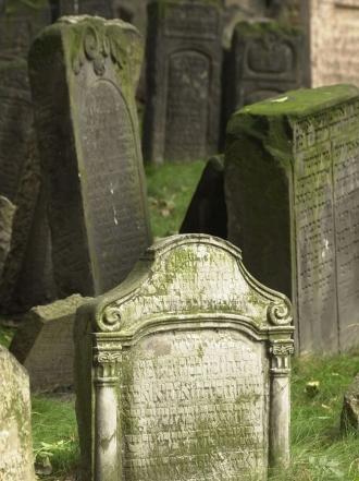 Pesadillas con lápidas