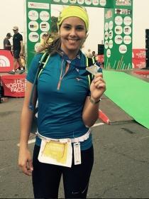 Cristina Pedroche, la reina del running