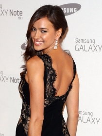 Irina Shayk, la reina de los vestidos sexys