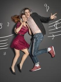 Frases románticas de canciones: di te quiero con música