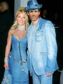 Blake Lively y Ryan Reynolds le hacen la competencia a Miley Cyrus