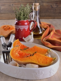 Dieta detox: las propiedades de la calabaza
