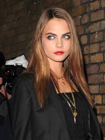 Cara Delevingne: el maquillaje de una modelo diferente