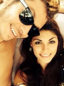 Linda Morselli, la novia 'hot' de Valentino Rossi