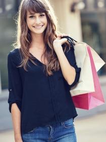 Cómo superar la timidez al ir de compras