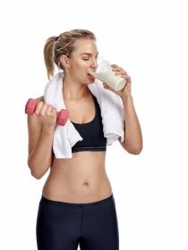 Qué alimentos comer antes del gimnasio