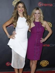 Sofía Vergara y Reese Witherspoon, de promoción con Hot Pursuit
