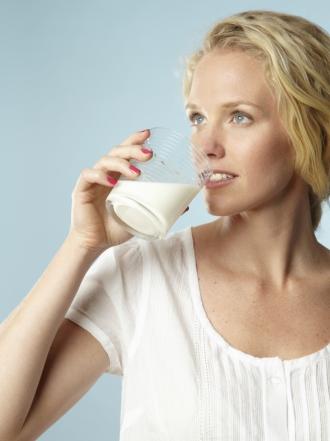 La leche en las dietas detox