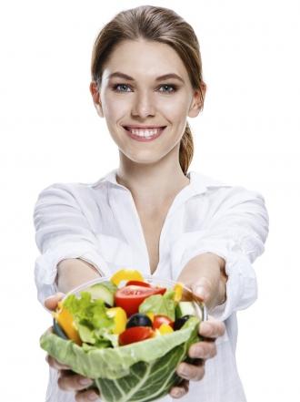 Sólidos en la dieta detox