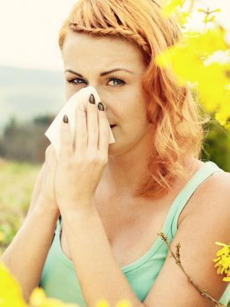 Soñar con alergias