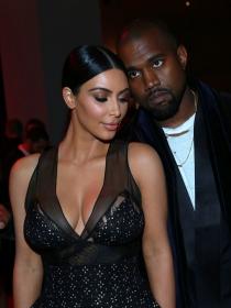 Kim Kardashian, orgullosa de Kanye West