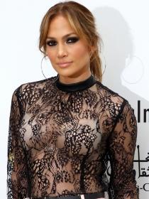 Las transparencias de Jennifer Lopez, sensación en Rabat