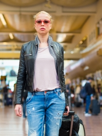 Cómo superar la timidez en los aeropuertos