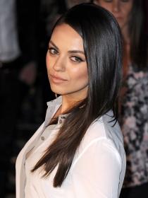 ¿Ojos almendrados? Aprende a maquillarte como Mila Kunis