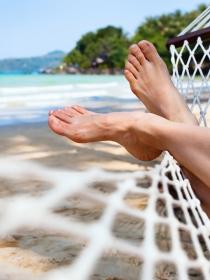 Cómo hidratar los pies con remedios naturales