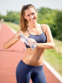 Alimentos buenos para hacer running