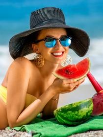 Alimentos bajos en calorías para las vacaciones de verano