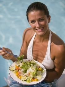 Diez alimentos para perder peso en verano