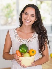 Menús de alimentos para la dieta disociada