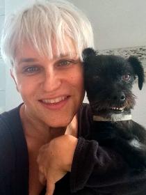 Perros de famosos: Antonia San Juan, su Teckel, chihuahuas y demás mascotas