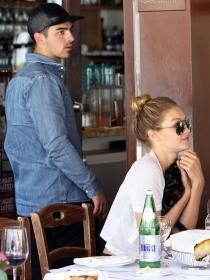 Joe Jonas, Gigi Hadid y su bonita historia de amor