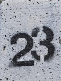 Soñar con el número 23: el significado de los números que sueñas