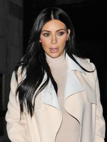 Kim Kardashian desnuda y embarazada: Instagram arde