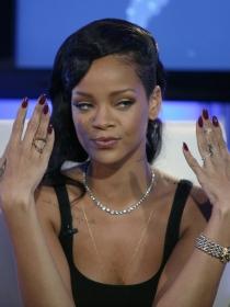 Manicuras de famosas: las uñas de Rihanna