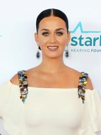 Katy Perry se convierte en icono para Harper's Bazaar
