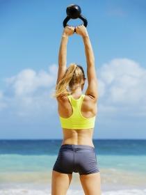 ¿Quieres masa muscular rápido? Apunta estos alimentos