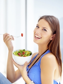 Cinco menús de ensaladas fáciles para adelgazar