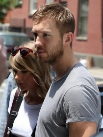 Masaje con final feliz, la bronca entre Taylor y Calvin Harris