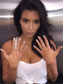 Uñas de famosas: las mejores manicuras de las celebrities