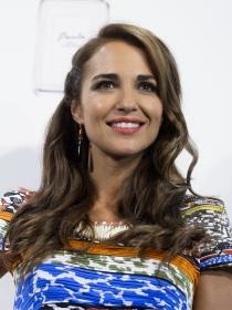 MBFWM: Paula Echevarría y Bustamante, amor por Jorge Vázquez