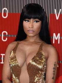 El posado más caliente de Nicki Minaj y Meek Mill para GQ