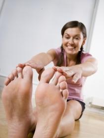 Recuperación post verano para tus pies