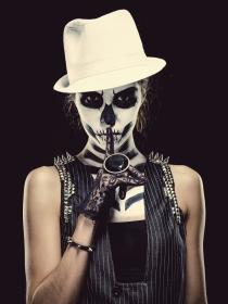 Cómo preparar tu piel antes del maquillaje de Halloween