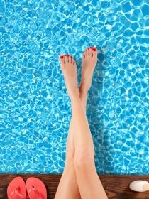 Uñas postizas para pies: ¿bonito o antiestético?