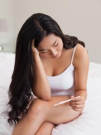 ¿Me puedo quedar embarazada al tener sexo con la regla?