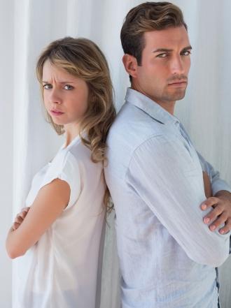 Supera una crisis pre divorcio
