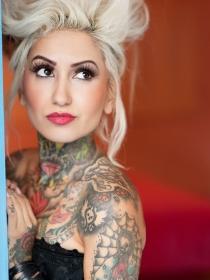 El significado rebelde de soñar con tatuajes
