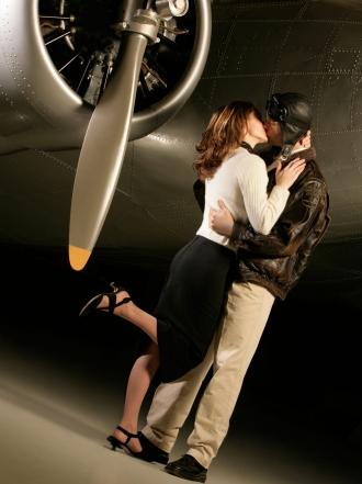 Sueños eróticos en un avión