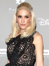 Gwen Stefani y su melena retro: un peinado de fiesta