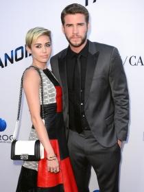 Liam Hemsworth y Miley Cyrus, juntos por los animales
