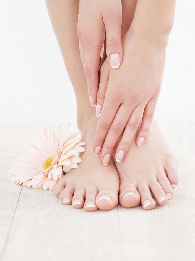 Qu hace que los pies tengan mal olor - Menstruacion dos veces al mes ...